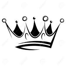 simple king crown drawing search yum