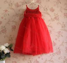 2015 christmas kids girls sequins lace dresses baby singlet