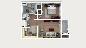 Bedroom Floor Plan by One Bedroom Floor Plans Crane U0027s Mill