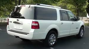 ford expedition el for sale 2008 ford expedition el limited 1 owner stk p6198 www