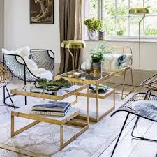 marble gold coffee table estere gold marble coffee table tables graham and green