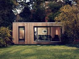 design gartenhaus gartenhäuser holz metall modulhaus oder selberbauen schöner