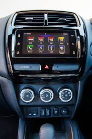 mitsubishi asx inside mitsubishi asx review price and specifications whichcar