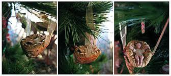 craft baby jesus in a walnut shell belznickle craft