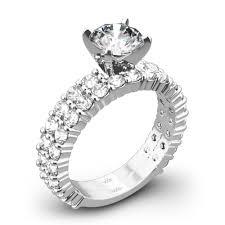 gold wedding sets diamonds for an eternity 3 4 diamond wedding set 1488