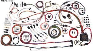 1968 1969 chevrolet chevelle restomod wiring system