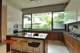 bungalow house design stylish bungalow inspired residence in singapore sunset terrace