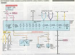 1978 monte carlo wiring diagram 1978 el camino wiring diagram