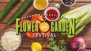 cuisine compl e uip epcot flower garden festival 2017 complete guide food menus