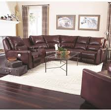 Southern Sofa Beds Southern Motion Producer Reclining Sectional Sofa With 5 Seats No