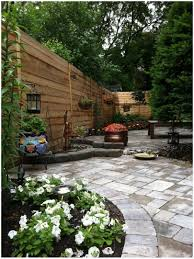 Sloping Backyard Landscaping Ideas by Backyards Charming Garden Design With Landscape Ideas For Sloped