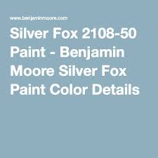 the 25 best silver fox benjamin moore ideas on pinterest