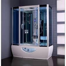 Steam Shower Bathroom Steam Shower Whirlpool Bath Combination Eagle Bath Installation