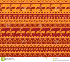 eagle pattern stock vector image 52539743