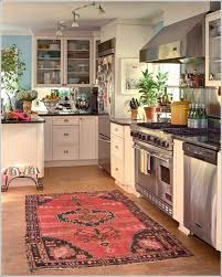 Floor Runner Rugs Kitchen Chili Pepper Kitchen Rug Extra Long Runner Rug For