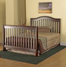 Convertible Crib Full Size Bed by Sorelle Tuscany Crib Nursery Collections Crib Sets Davinci Baby