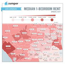 Cheapest Safest Places To Live by La U0027s Cheapest And Most Expensive Rental Neighborhoods Curbed La