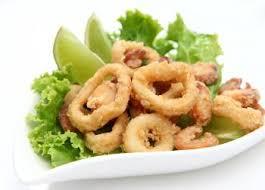 cuisiner les calamars calamars panés recettes de cuisine italienne