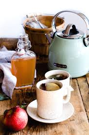 Kitchenaid Kettle And Toaster Apple Cinnamon Shrub Tea The Kitchenthusiast