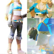 Zelda Costumes Halloween Zelda Breath Wild Legendary Zelda Breath