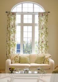Curved Window Curtain Rods For Arch Wonderful Arch Window Treatments Ideas Wonderful Bedroom With