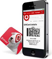 mobile gift cards target 10 gift card on 40 household offer stock up on