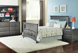 Cribs That Convert Into Beds Heritage Crib Converted Into Bed Baby And
