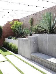 Modern Backyard Backyard Update U0026 Affordable Modern Outdoor Furniture Ideas