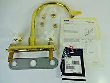 kohler brass kitchen faucets kohler brass kitchen faucets ebay