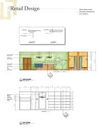 Clothing Boutique Floor Plans by Interior Design By Lily Chow At Coroflot Com