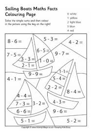 christmas maths colouring worksheets ks1 coloring pages