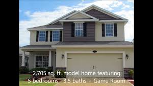 adams homes west melbourne landings florida model home 2 705