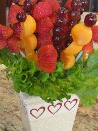 fruit arrangements diy diy fruit bouquet how to make this party centerpiece or any