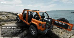 jeep trail sign jlwf u0027s live coverage of jl wrangler reveal photos videos info