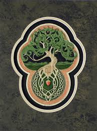celtic tree of tapestry by kevin dyer kickstarter