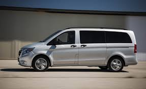 volkswagen minibus side view 2016 mercedes benz metris test side view 8641 cars performance