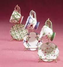 148 best mini teacup saucer images on royal albert