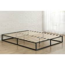 greenhome123 10 inch low profile metal platform bed frame with