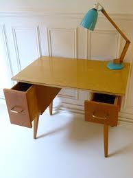 bureau vintage enfant bureau formica vintage enfant 50 triptyque co