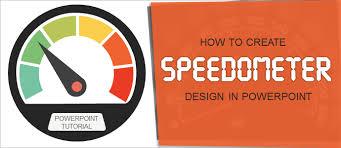 tutorial powerpoint design powerpoint tutorial 13 make an impressive speedometer dashboard