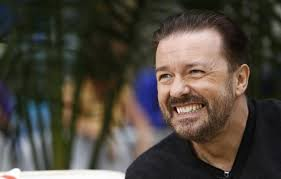 gervais to reprise u0027office u0027 character in new movie ny daily news