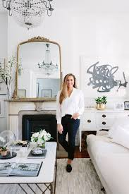 anthropologie founder the everygirl cofounder alaina kaczmarski u0027s greystone home tour
