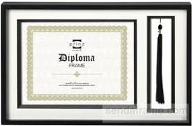 diploma frames with tassel holder the commendable diploma frame with tassel holder by prinz picture