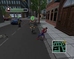 video game quote database ultimate spider man screenshots for windows mobygames