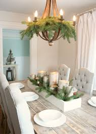 round table decorations kitchen decorating rustic christmas table decorations xmas table