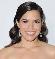 Hair Color For White Skin America Ferrera Once Bleached Her Hair And Painted Her Face White