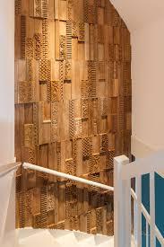 revetement mural bois revêtement mural 3d en bois pour intérieur phoenix by wonderwall