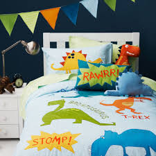 Furniture For Boys Bedroom Boys Bedroom With White Furniture And Dinosaur Bedding Dinosaur
