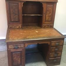 Antique Desk With Hutch Antique Desk With Hutch Antique And Vintage Desks Collectors