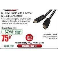 hdmi cable amazon black friday deals hdmi deals coupons u0026 promo codes slickdeals